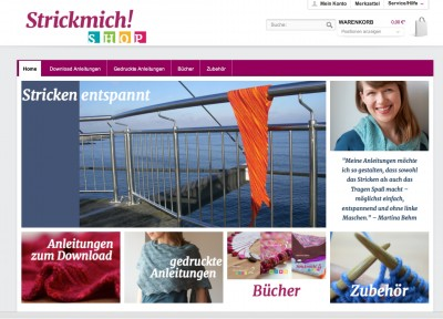 Strickmichshop